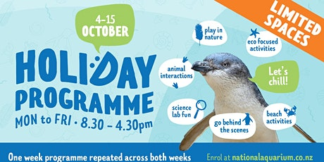 October Holiday Programme tickets