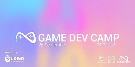 Game Dev Camp 2021 Digital Edition billets