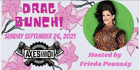 Drag Show Brunch at Axes and Os! tickets