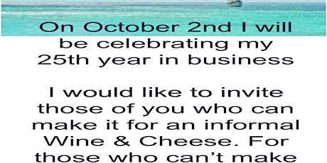Pete Nauth's 25 Anniversary in-business! tickets