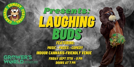 Cannabis Comedy Festival Presents: Laughing Buds on the Danforth tickets