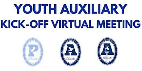 Zeta Youth Auxiliary Kick-off Virtual Meeting tickets