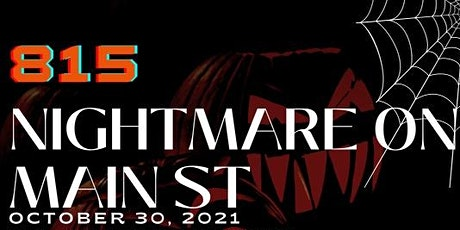 815 Nightmare on Main St. tickets