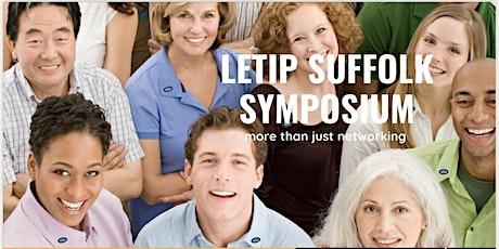 LeTIP OF SUFFOLK SYMPOSIUM! tickets
