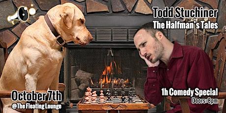 Propaganda Comedy presents - 1h Stand-Up - Todd Stuchiner tickets