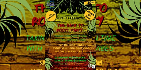 The Back To Roots Party tickets