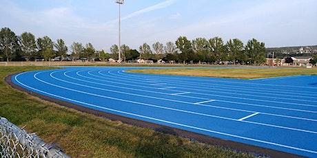 Inauguration piste d'athlétisme de Rimouski, Épreuve 5000m billets