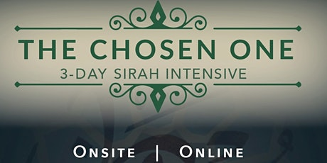The Chosen One - A 3-Day Intensive Program tickets