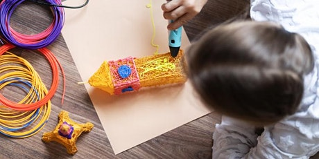 School Holiday Fun at Sunnybank Plaza - 3D Printing Pen Workshops! tickets