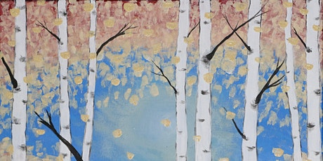 Falling Leaves Among the Birches tickets