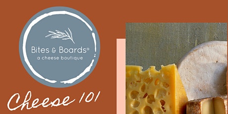 CHEESE 101 Learn the 7 styles of cheese tickets