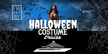 Halloween Costume Cruise ($500 Prize) tickets