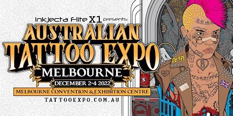 Australian Tattoo Expo - Melbourne 2022 tickets