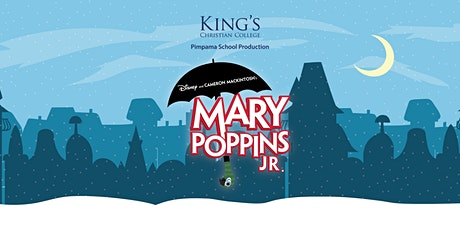 Mary Poppins Jnr  Production tickets