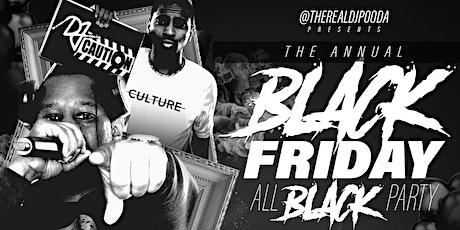 11.26 Black Friday 2021! THE ANNUAL **ALL BLACK PARTY** @ CLUB MONACO! tickets