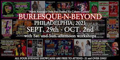 Burlesque-N-Beyond tickets