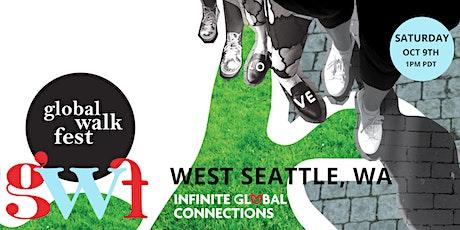 Global Walk Fest — West Seattle, WA tickets