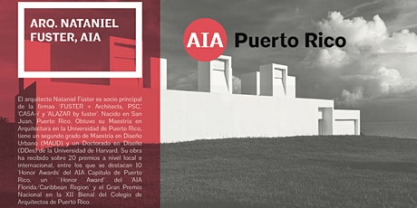 Casa Flores y el diseño de la nueva vivienda en Puerto Rico tickets