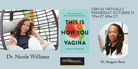 Author Talk: This Is How You Vagina with Dr. Nicole Williams tickets