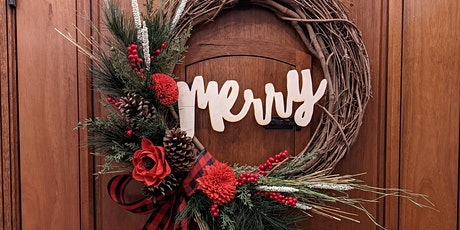 Beer and Blossoms - Merry Wreath tickets