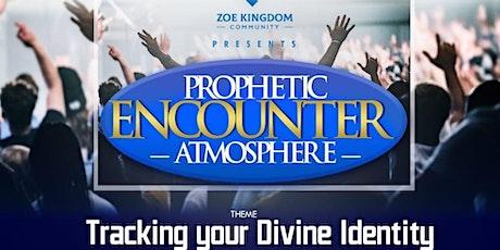 Prophetic Encounter Night tickets