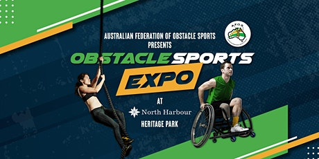 Obstacle Sports Expo at North Harbour Heritage Park tickets