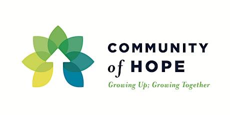 Community of Hope Information Dinner tickets