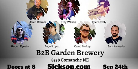 The Final Friday Comedy Showcase tickets