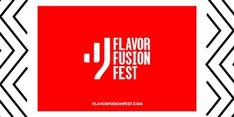 FLAVOR FUSION FEST 2021 tickets