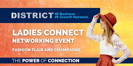 District32 Ladies Business Networking Perth - Fashion Flair - Thu 07 Oct tickets