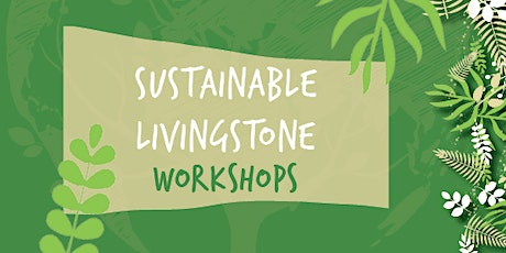 Sustainable Livingstone - Rags to Ritz Workshop tickets