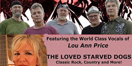 The Loved Starved Dogs Feat. Lou Ann Price at the Ridglea Lounge tickets