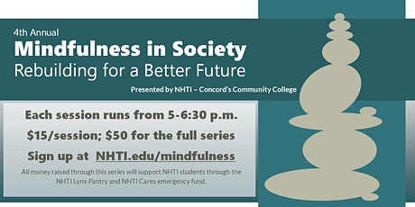 Mindfulness in Society Conference - Rebuilding for a Better Future tickets
