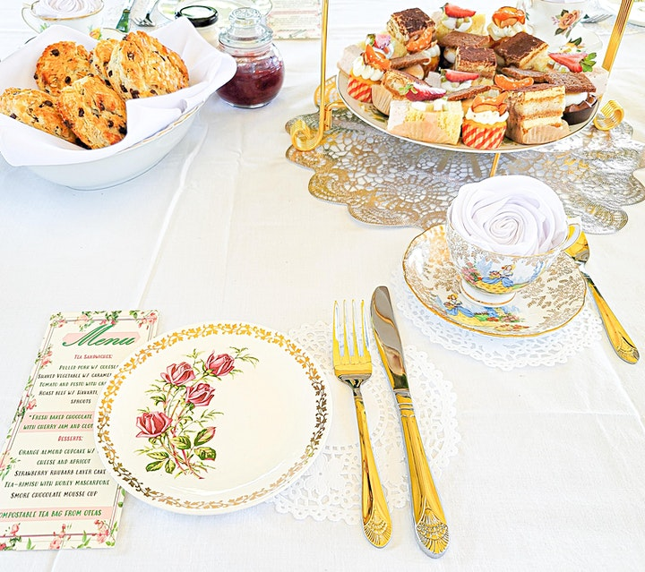 High Tea in Lake Country image