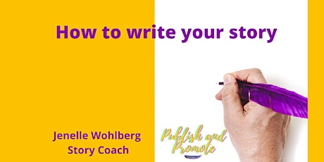 Webinar: How to Write Your Life Story tickets