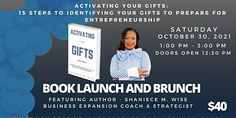 Book Launch & Brunch - Activating Your Gifts 2nd Edition tickets