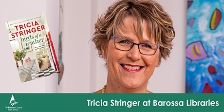 In-Conversation with Tricia Stringer tickets