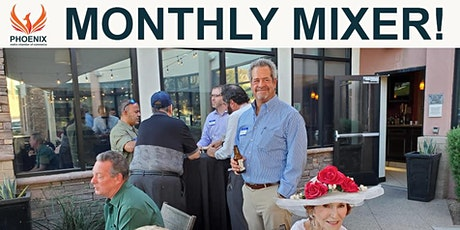 Shaken or Stirred: PMCC Monthly Mixer! tickets