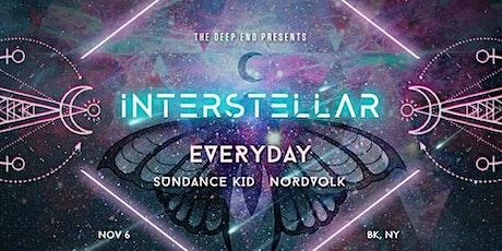 Interstellar: Everyday (Extended Set), Nordvolk, Sundance Kid tickets