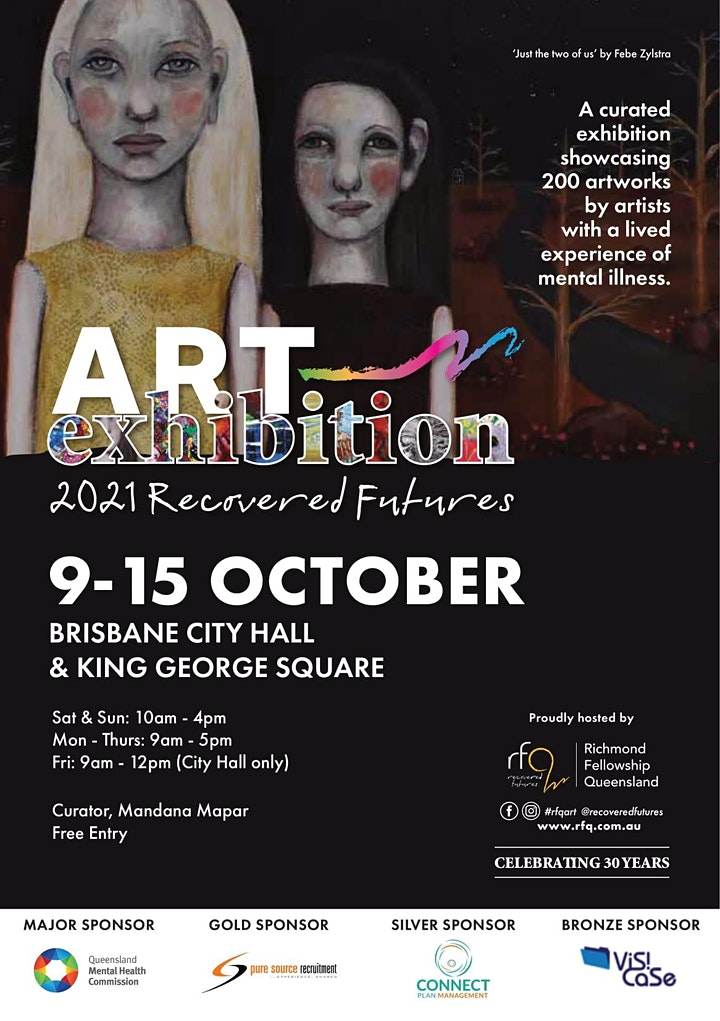 2021 Recovered Futures Art Exhibition image