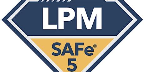 SAFe - Lean Portfolio Management (LPM) tickets