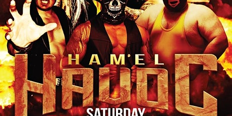 HAMEL HAVOC tickets