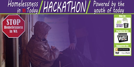 Youth Hackathon to address Homelessness and Food Insecurity in WA tickets