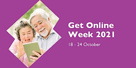 Become a Digital Ambassador - a Get Online Week event @ Bruny Island Health tickets