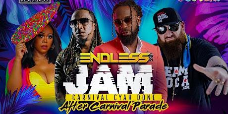 ENDLESS JAM tickets