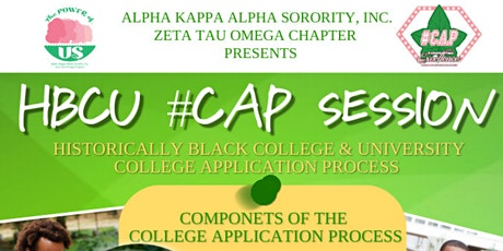 #CAP College Application Admission Process tickets