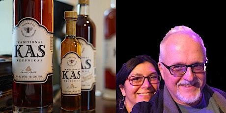 KAS Spirits - fun mixology with a craft spirit maker tickets