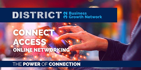 District32 Connect Access Business Growth - Online Event - Fri 15 Oct tickets