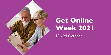Become a Digital Ambassador - a Get Online Week event @ Kingston Library tickets