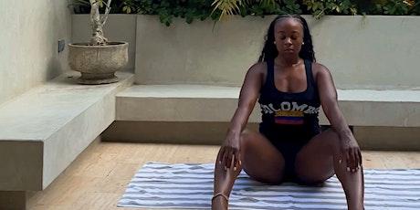 October Wellness & Moi Virtual Yoga Class tickets